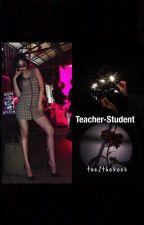 Teacher-student    vkook by Tae2theKook