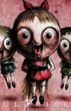 Arruina Infancia by AylethCGaspar