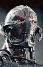 Ultron's daughter by Creepypastalover2259
