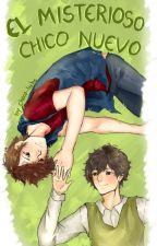 El misterioso chico nuevo (Pinescone) by Choco-leche