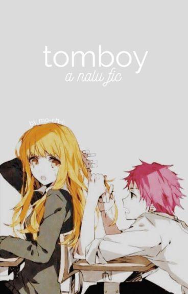Tomboy-A Nalu Fanfic