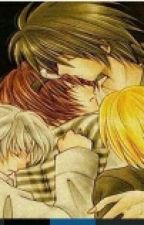 Death Note: Sucesores De L by lonelywritersoul