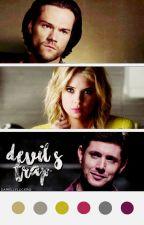 Devil's Trap ♆ Supernatural/The Originals by DarellyLucero