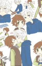 TE AMO (hiccup x jack) by eclipce4554
