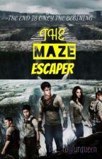 The Maze Escaper (Thomesa) by taylurqueen