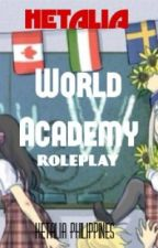 Hetalia: World Academy (RP) by Hetalia-Philippines