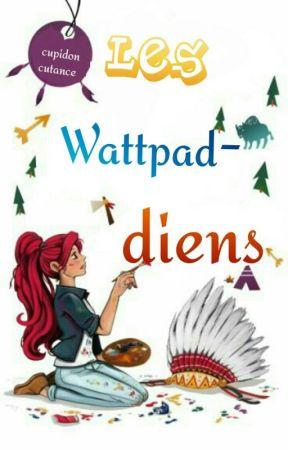 Les Wattpadiens by Cupidoncutance