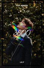 3600 ― Kim Jongin by xiurious
