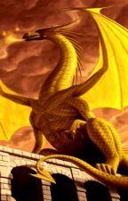 Oria en busca del dragón dorado. by Rahiner