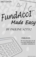 FUNDAMENTAL ACCOUNTING ONE MADE EASY (Hiatus)  by paulinimentpau