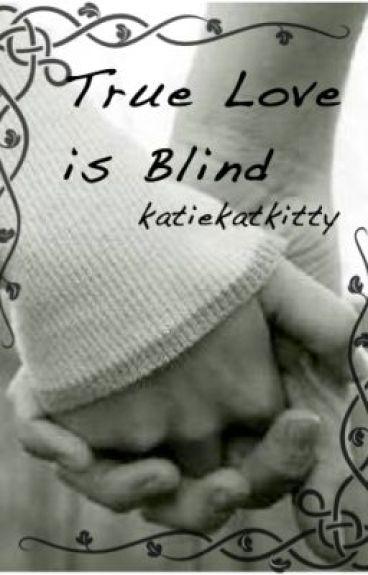 True Love is Blind (A Charlie Weasley Love Story)