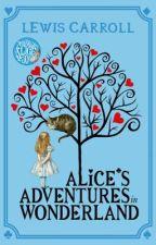 Alice in Wonderland, Lewis Carroll by veronikaburgart