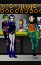 Teen Titans Whatsapp by Hinatitha2punto0
