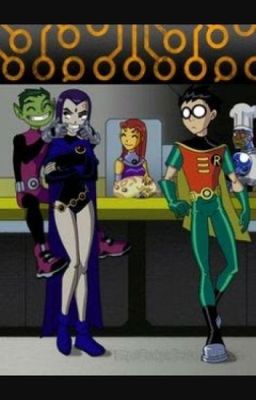 Teen Titans Whatsapp