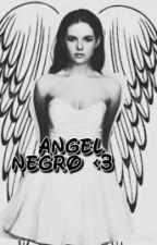 Angel Negro♥ by Lonndon_Dallas