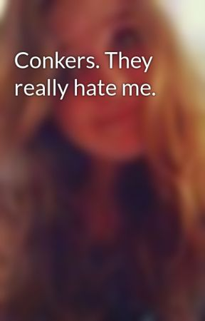 Conkers. They really hate me.  by HerbyEllenx