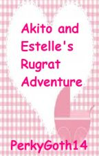 Akito and Estelle's Rugrat Adventure by PerkyGoth14