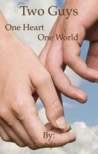 two guy one heart one world by jase-jase