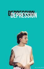 depression; louis ✔️ by heartfullofharry