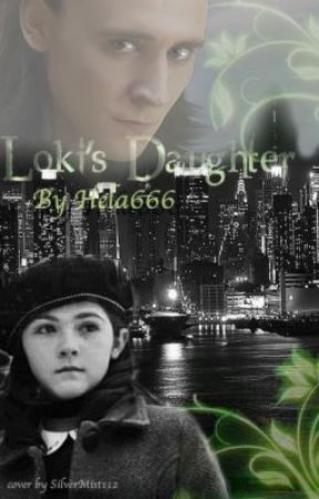 Loki's Daughter by UnderworldsGoddess