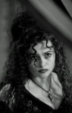 Bellatrix Lestrange reads Harry Potter and the Deathly Hallows by oliunlit