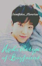 ~Hoshi The Type Of Boyfriend~ by Snowflake_Memories