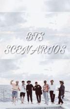 BTS Senarios by 95lineBts