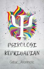 Psikologi Kepribadian by Gebac_Anonimotic