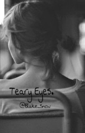 Teary Eyes. by madsfireproof007