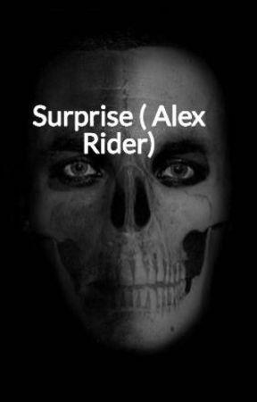 Surprise ( Alex Rider) by RoseRune