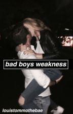 The bad boy's weakness {Joshaya} by Louistommothebae