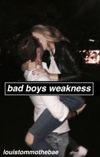 The bad boy's weakness {Joshaya}