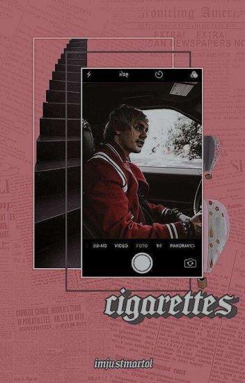 Cigarettes ; mgc | #Wattys2016