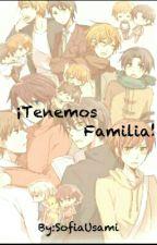 ¡Tenemos Familia! [Junjou Romantica/Sekaiichi Hatsukoi] by SofiaUsami