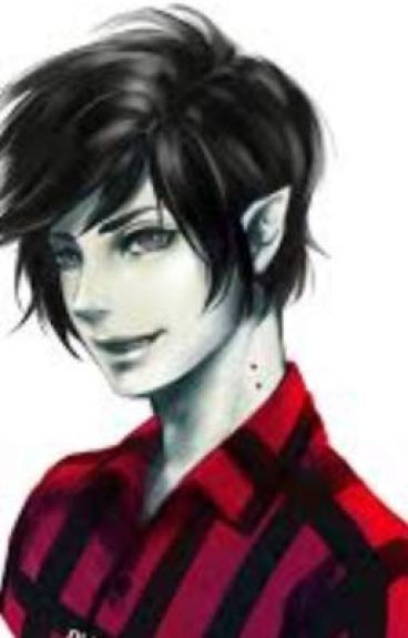 Bad Boy {Marshall lee x male seme reader}