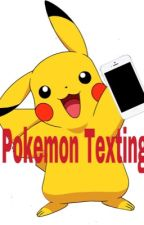 Pokémon Texting by KingOshawott