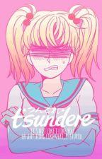 Tsundere by Kuroneko-otaku16