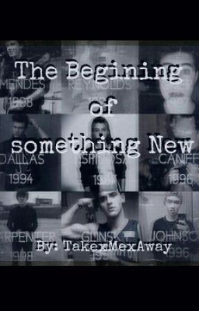 Book Two||The Beginning Of Something New by TakexMexAway