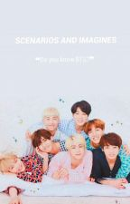 BTS Scenarios & Imagines by Jeoncakes