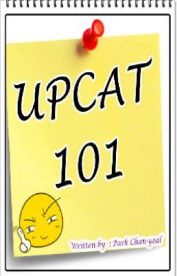 UPCAT 101 [ FIN ]