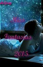 Miss fantasias 2015 by JennyGrigorideGrey