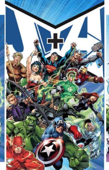 DC/Marvel imagines