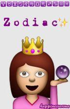 Zodiac by happinessersua