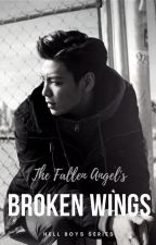The Fallen Angel's Broken Wings by zynxie_yumi