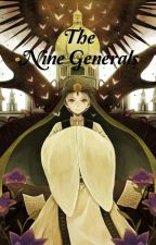 The nine generals (Ja'far x reader) by Naye1802