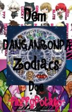 || DanganRonpa Zodiacs || by -FluffyPotato-