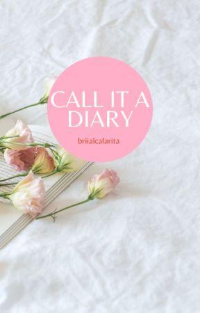 Diary of Me by BriiAlcalarita