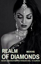 Realm of Diamonds by mykadavis_