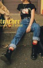 Teacher : Junior High School by vintaghoe