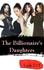 The Billionaire's Daughters #Wattys2016 by vanzel76